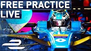 Cumartesi 1. antrenman - 2017 FIA Formula E New York City ePrix