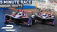 New York City ePrix: Hoogtepunten race 1