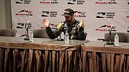 Post Toronto news conference: James Hinchcliffe