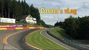 Cosmo's vLog #17 - Spa wrap up