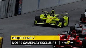 Project CARS 2 - IndyCar au Texas