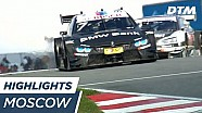DTM Moskou: Hoogtepunten race 2