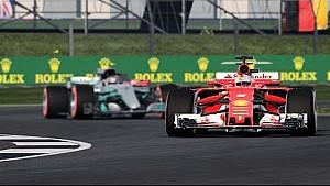 Nieuwe trailer F1 2017 - Born to... make history!