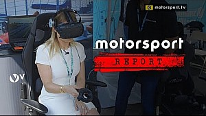 Motorsport Report - Virtually Live
