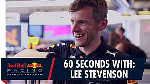60 Seconds With: No.1 Mechanic Lee Stevenson