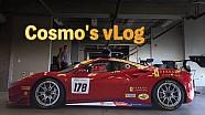 Cosmo's vLog - Ferrari Challenge @ Laguna Seca