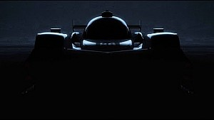 Acura - ARX-05 - Prototype Race Car Teaser