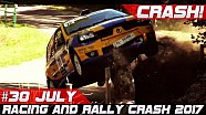 Racing and rally crash compilation week 30 July 2017