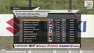LIVE Asia Road Racing Championship 2017 - Sentul (RACE 1)