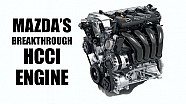 Mazda creates the holy grail of gasoline engines - HCCI SkyActiv-X