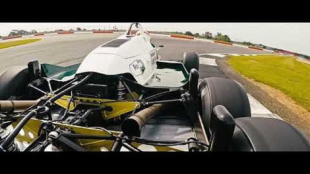 Formule 1 40 jaar Formule 1-geluid van Williams