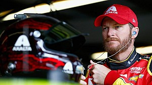 Dale Jr.: 'There was a time where I wasn't coming back'