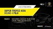 Lamborghini Super Trofeo Asia - Fuji speedway race 1