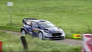 WRC - 2017 Almanya Rallisi - 4. gün 1. bölüm