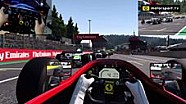 F1 2017: Kecelakaan 412T2 di Spa-Francorchamps