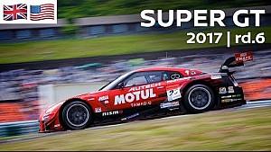 Live: 2017 Super GT - Rd 6 - Suzuka 1000K