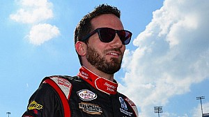Jeremy Clements excited to race at home track at Darlington