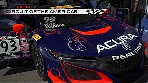 HPD Trackside -- Acura Pirelli World Challenge COTA races 1/2