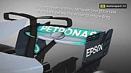 Mercedes F1 3D Animation Update