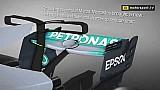 Actualización de animación 3D de Mercedes F1
