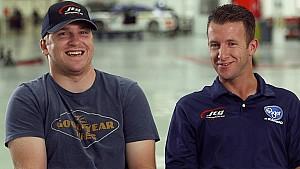 AJ Allmendinger and Chris Buescher: JTG Daugherty racing's 'Odd couple?'