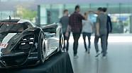 Spektakuläre Porsche-Designstudie