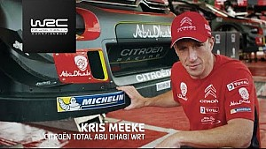 WRC 2017: Configuración de tecnología especial de asfalto