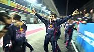 2017 Singapur GP -  Son Tur ve Telsiz Mesajları