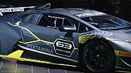 Lamborghini Huracán Super Trofeo EVO unveiled