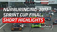 Nürburgring 2017 - Blancpain GT Series - Short highlights