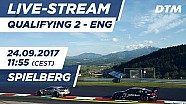 2. Yarış sıralama turları - DTM Spielberg 2017