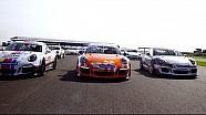 Porsche Carrera Cup GB: climbing the Porsche Motorsport pyramid