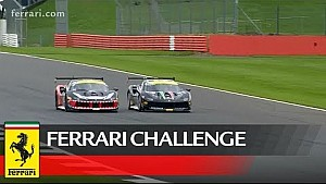 Ferrari Challenge Europe - Silverstone 2017, Coppa Shell, race 2