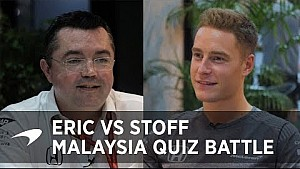 Sepang: Vandoorne vs. Boullier