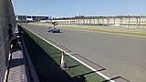 Rio Haryanto - Tes Formula E Valencia - Lurusan Utama
