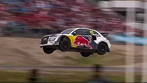 Road to Cape town. World RX mega jumps