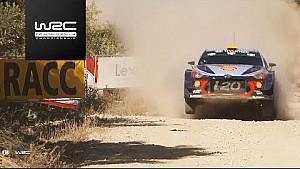 WRC Rally de España: Destacados etapas 1-3