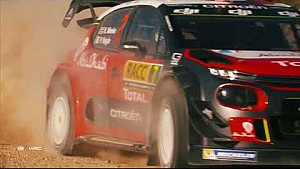 Spanien: Highlights, Etappe 1 (Citroen)