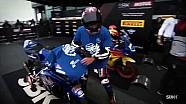 Coppola wins 2017 Yamaha R3 bLU cRU Challenge