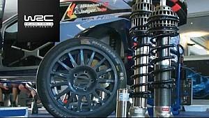 WRC - RallyRACC 2017: Tecnología especial (tierra y asfalto)