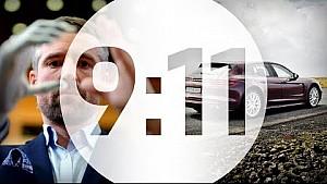 9:11 Magazine. Panamera Turbo S E-Hybrid / 911 GT3 R Hybrid / Bionic / Lego Porsche / Porsche in 3D