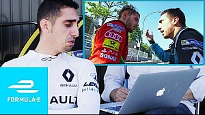 Sébastien Buemi reacts to his Montreal meltdown & crash - Formula E