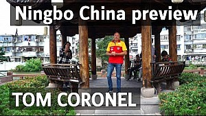 Preview Ningbo, China, new track for Tom Coronel and WTCC championship
