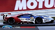 Ford GT's take on Fuji speedway in the World Endurance Championship #6hFuji | Ford Performance