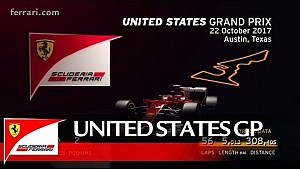 United States Grand Prix preview - Scuderia Ferrari 2017