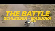 40th edition - N°2 - The battle Schlesser / Masuoka - Dakar 2018