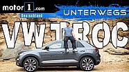 VW T-Roc im Test: Lifestyle? SUV? Blödsinn?