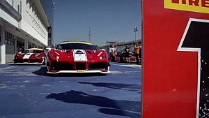 Canlı: Ferrari Challenge Europe - 1. Yarış