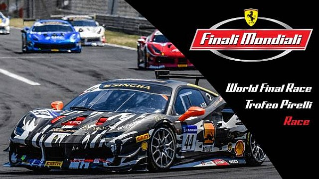 Live: World Final Race : Trofeo Pirelli
