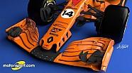 Designstudie: McLaren 2018